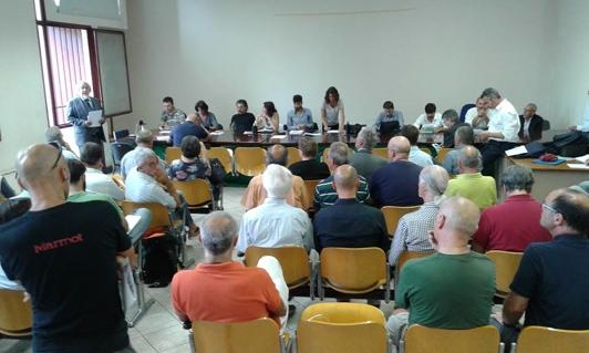 Commissione Roma Mobilità: audizione associazioni ciclisti (foto di Marco Pierfranceschi)