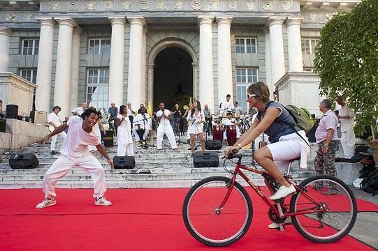 Settimana Europea della Mobilità? In bicicletta…
