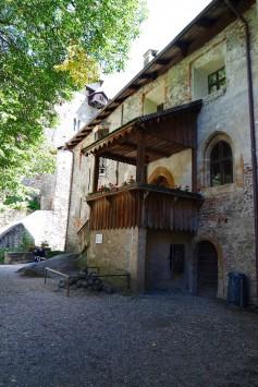 interno Castel di Tures