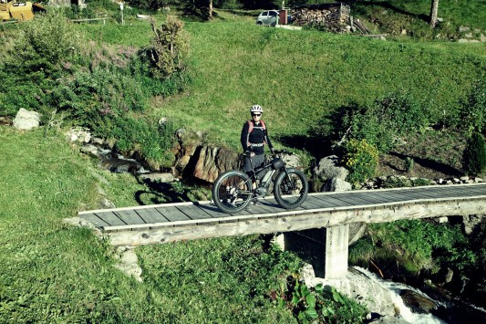 ponte su torrente