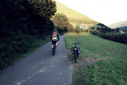 pista ciclabile Val Pusteria