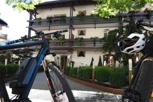 Bike Hotel Alpinum, Campo Tures