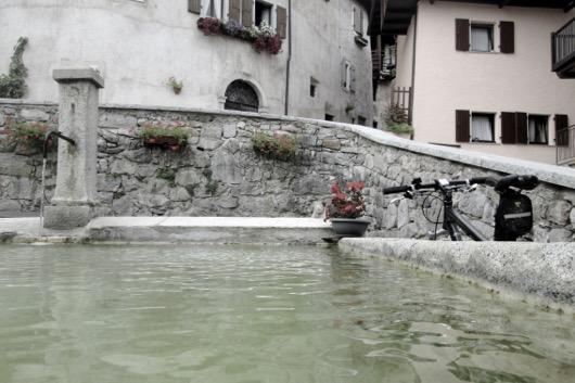 Rango, la grande Fontana