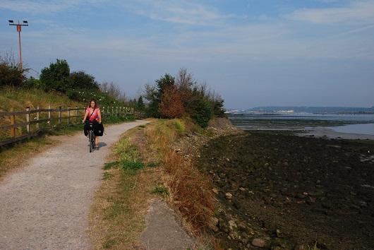 La costa di Gillingham