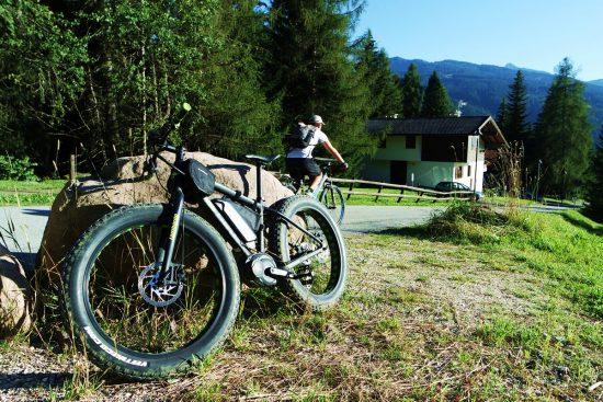 Predazzo in bici