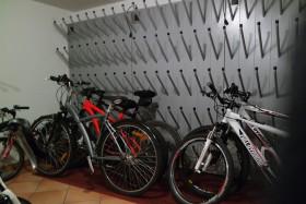 sala per le bici