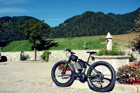 Rasun in bici