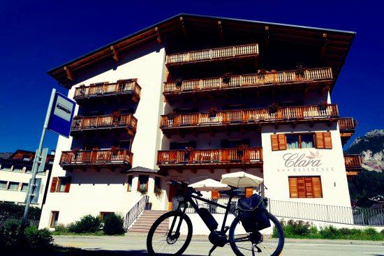 San Vigilio in bici