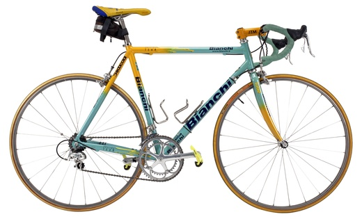 Bianchi - Mega Pro XL Reparto Corse Team Replica (Limited Edition), 1998