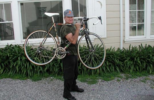 Le 87 bici di Robin Williams all'asta per beneficenza