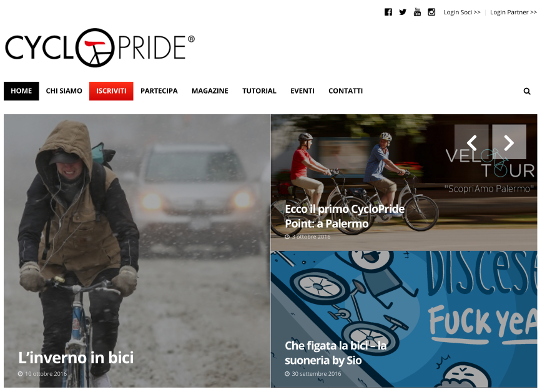 cyclopride-website