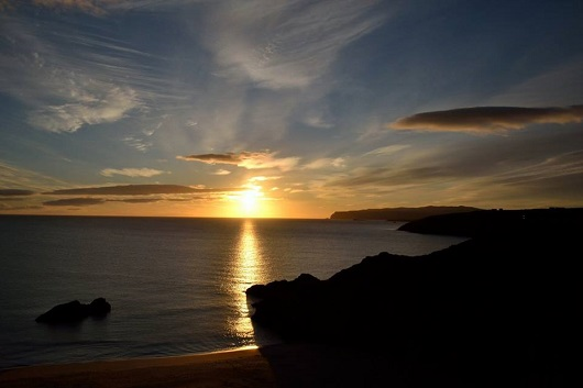 Durness sunrise