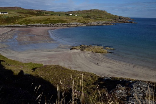 Route to Scourie