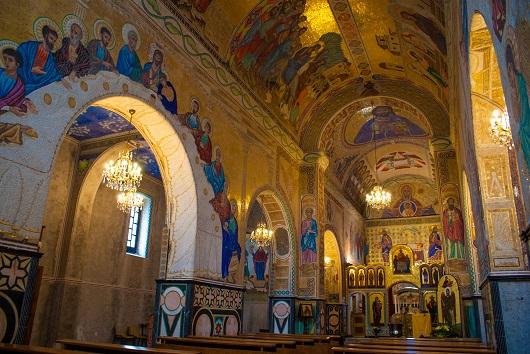 Chiesa Bizantina, Acquaformosa