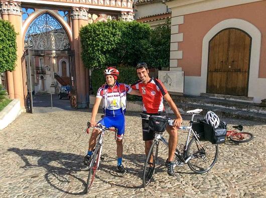 Incontri al Castello di Corigliano
