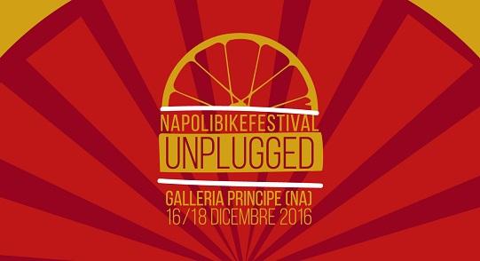 """Napoli Bike Festival, sotto Natale in versione """"Unplugged"""""""