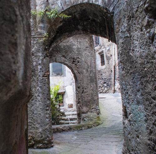 Saracena, Qasba