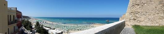 Termoli e la spiaggia