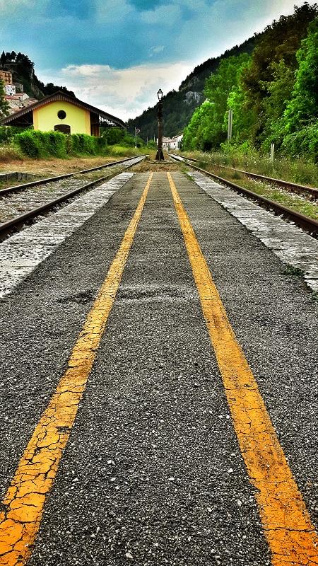Stazione di Carovilli