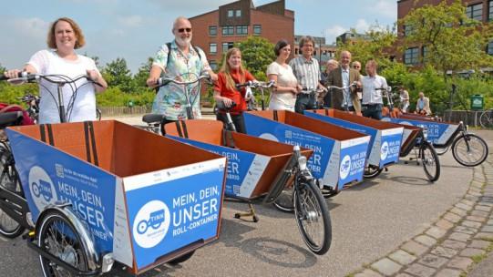 cargo bike sharing