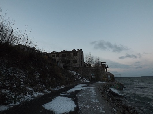 Il carcere di Patarei