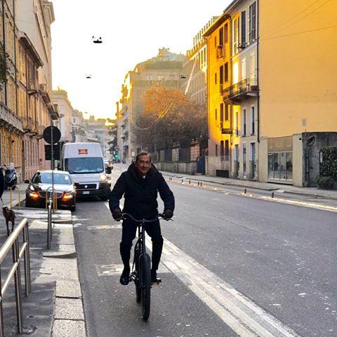 beppe sala bici