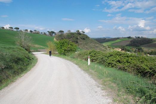 strada bianca