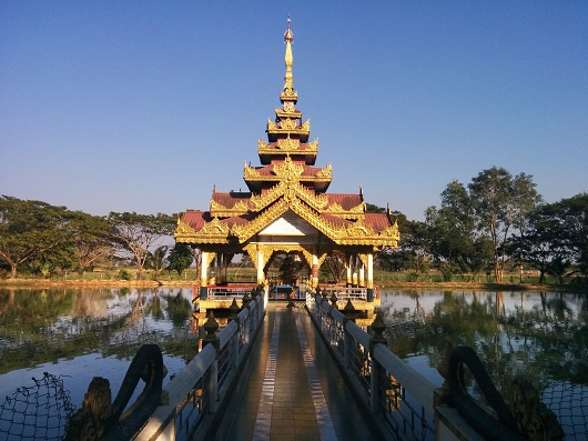 Pagoda Ingapu