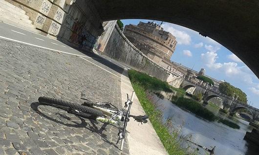 Castel Sant'Angelo, fine del viaggio
