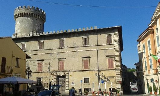 Fiano Romano - centro storico