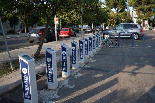 bike-sharing Lecce