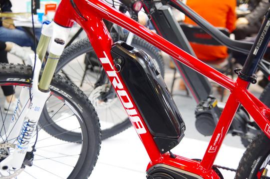 Bicicletta Troia
