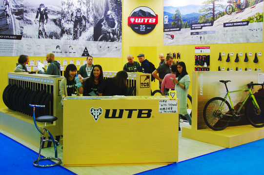 WTB stand