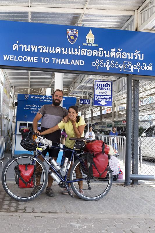 Confine Thailandia