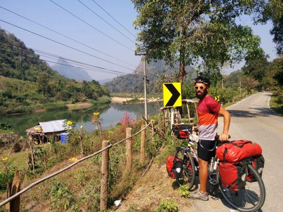 Fiume confine Myanmar