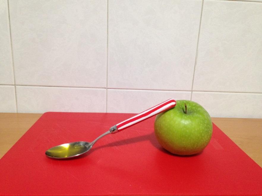 Dal tavolo della mia cucina