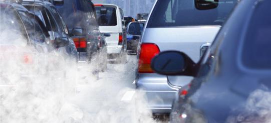 inquinamento automobili
