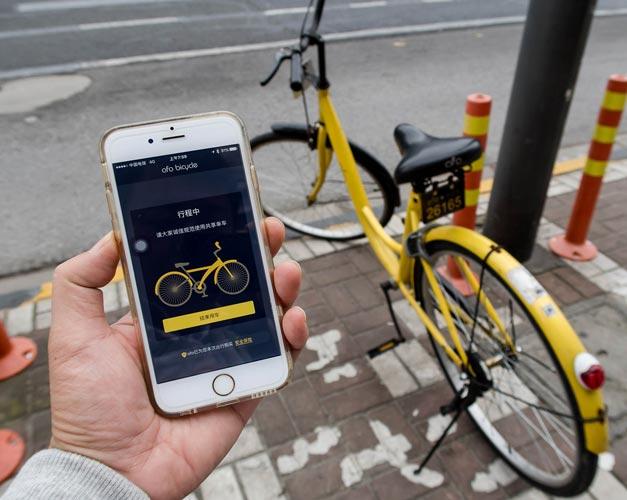 Ofo bici connessa