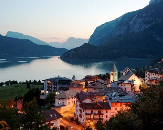 Trentino, lago