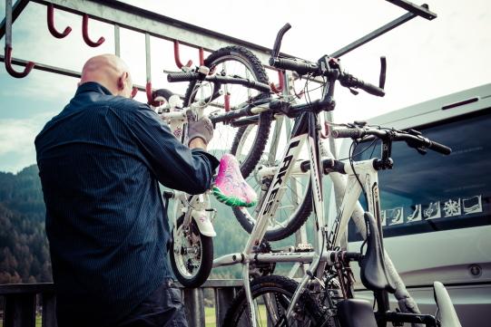 trentino bike shuttle
