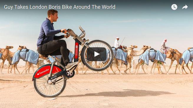 viaggio bike sharing