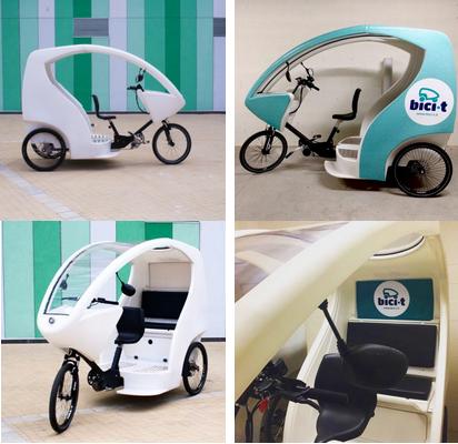 Triciclo Bici-T
