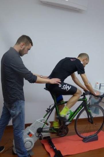 controllo ciclista