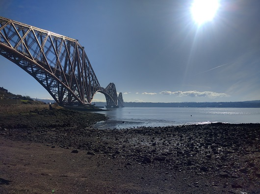 Il ponte sul Firth of Forth