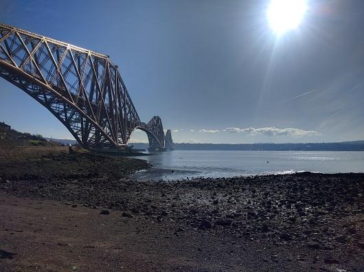 Il ponte sul Firth of Forth