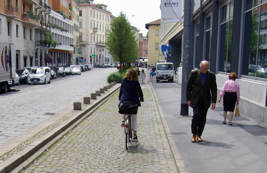 Ciclabile Via San Marco