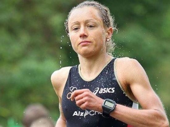 Julia triathleta
