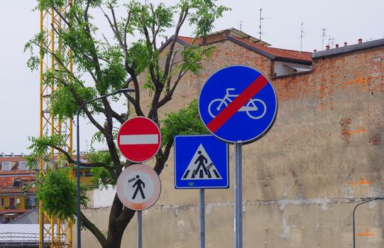 Mostri ciclabili Milano