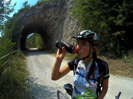 sali minerali ciclismo