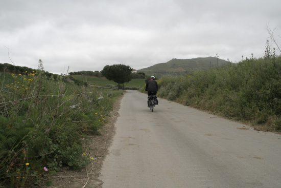 Ciclabile in Sicilia